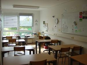Unterrichtsraum der Wiesen-u.Waldgruppe